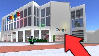 ⭐ WE BUILD A ENORME GOOGLE FACTORY!! | ⭐ ROBLOX