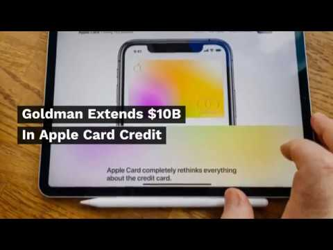 Goldman Extends 10b In Apple Card Credit Pymnts Com