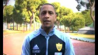 Видеообращение Роберто Карлоса к болельщикам
