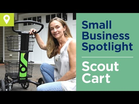 Why Small Business Scout Cart Uses GS1 Barcodes