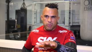 Vitor Belfort in-depth interview in advance of UFC 189