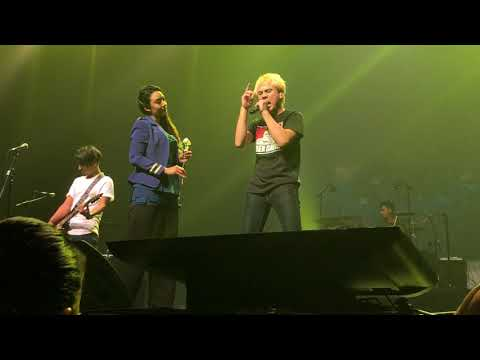 Akim & The Majistret aka ATM - Lagu Untuk Laila Live in Singapore 26012018