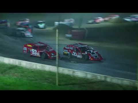 DIRTcar Summer Nationals Modifieds Oakshade Raceway July 13th, 2018 | HIGHLIGHTS