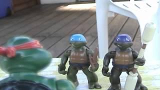 Random Bonus Action Figure Movie #10 Teen Age Mutant Ninja Turtles The Shining