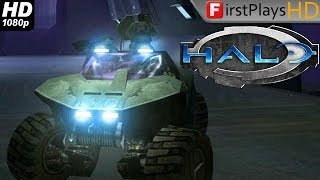 Halo: Combat Evolved - PC Gameplay HD