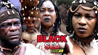 Black sea 1&2 - Destiny Etico 2019 New Movie ll 2019 Latest Nigerian Nollywood Movie