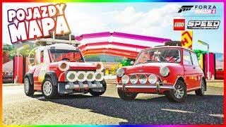 LEGO Forza Horizon 4 - NOWY GAMEPLAY, Wielkość mapy, Nowe auta, budowanie