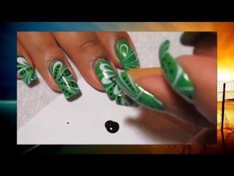 vernis ongles polish nail art #6