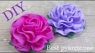 як зробити троянди з фоамірана своїми руками