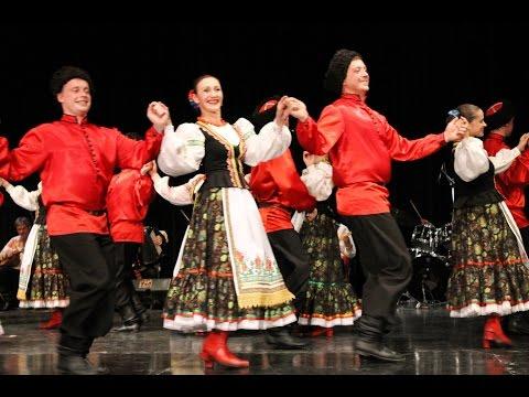 Армянские Народные танцы- Наири .