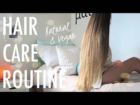 Natural & Vegan HAIR CARE | Capelli Lunghi