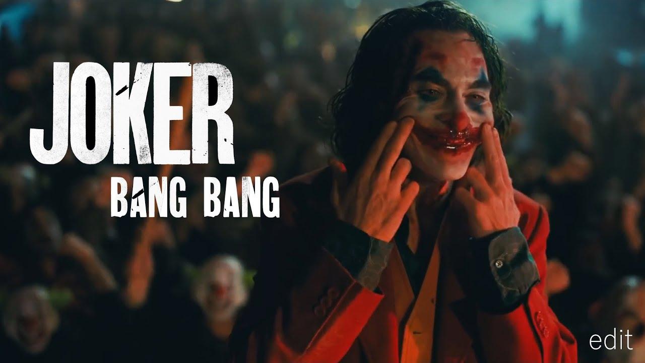 JOKER - Bang Bang |Tribute|