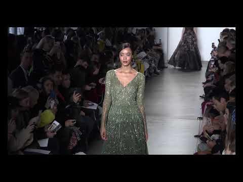 PAMELLA ROLAND 4K / Fall 2019 / New York Fashion Week / FW2019