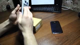 видео Реанимируем вздутый аккумулятор.