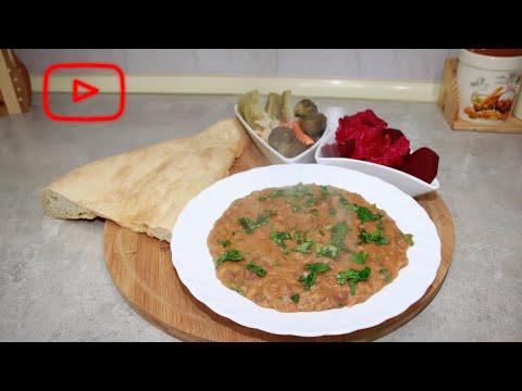 Պատրաստում եմ «Կարմիր լոբով ճաշ» Mari Cooking Channel
