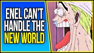 Enel Vs. The New World | Is Enel Coming Back? | ワンピース