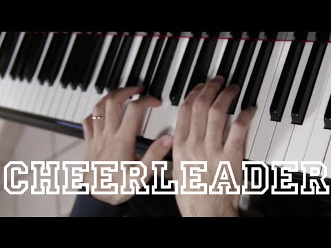 CHEERLEADER - OMI - Felix Jaehn Remix - piano cover play by ear