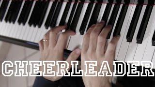 CHEERLEADER - OMI - Felix Jaehn Remix - piano cover play by ear