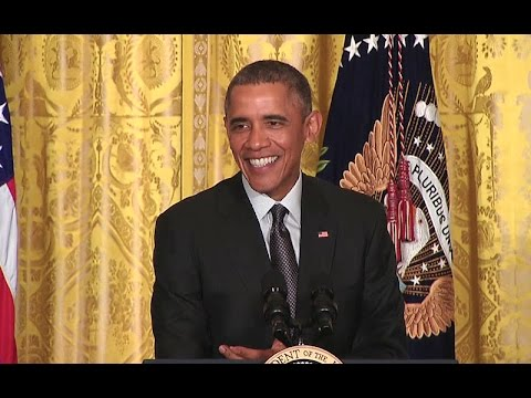 President Obama Delivers Remarks to the U.S. Conference of Mayors