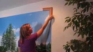 Wall Murals by Biggies Installation Video