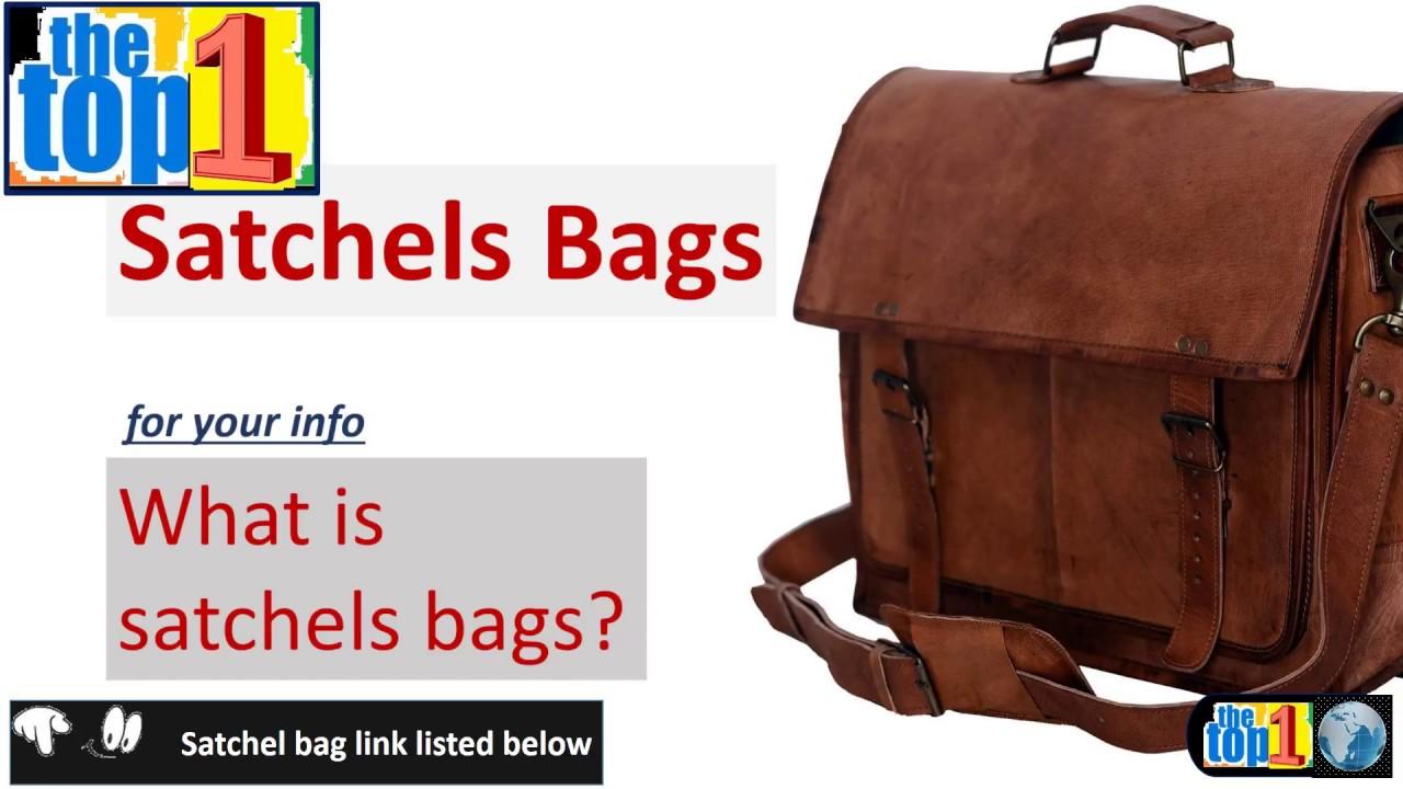 af42d841a12e9 What is Satchel Bag & Best Handmade Leather Satchel Messenger Bag for  Laptop Briefcase