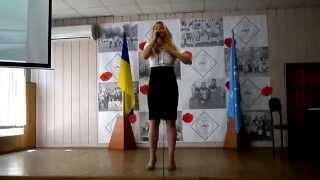Светлана Борисова на конференции 2015