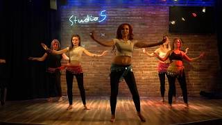 Belly dance group Emira - Hussain Al Jassmi-Boshret Kheir