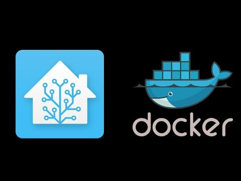 Control Docker Containers with Home Assistant - YouTube