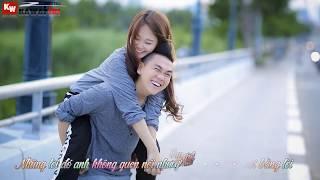 Yêu Xa Là Tin Tưởng Nhau - Jax T ft  Rain Lưu