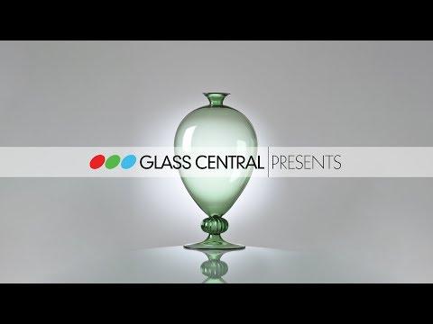 Cesare Toffolo Veronese Vase Demo Gallery Tour Glass Central