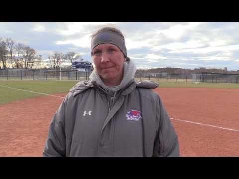Head Coach Danielle Henderson Postgame vs Albany