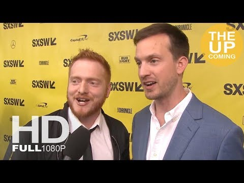 Bryan Woods and Scott Beck interview atA Quiet Place premiere in SXSW