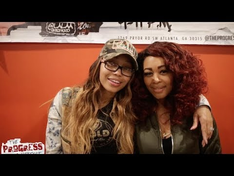 Blaque Speaks On Keeping Natina Reed & Left Eye's Name & Legacy Alive The Progress Report