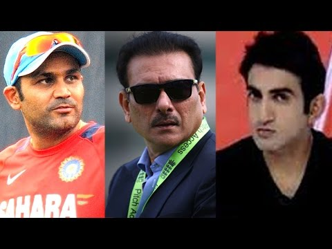 Ravi Shastri vs Sourav Ganguly, Sehwag and Other Tweet