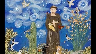 Image of St.  Francis Of Assisi HD video