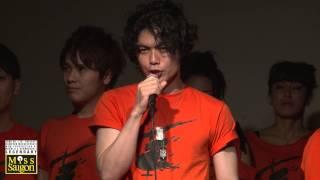 『Miss Saigon』 ♪ブイ・ドイ 5/10山野楽器 歌唱披露イベント