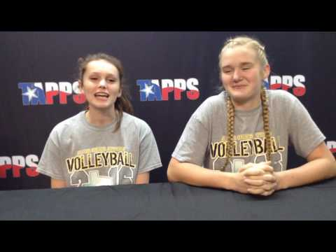 Huntsville Alpha Omega Academy Pre-Game Press Conference Players