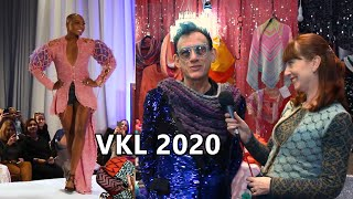 Vogue Knitting Live New York 2020 - Ep. 93 - Fruity Knitting Podcast