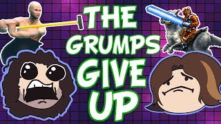 Game Grumps - ARIN & DANNY GIVE UP