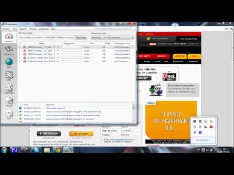 TuTo :Enregistrer des vidéos Youtube sur votre PC avec vDownloader