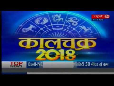Kaalchakra I Pandit Suresh Pandey I भविष्यवाणी 2018