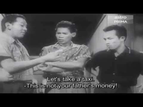 P Ramlee - Seniman Bujang Lapok 1961 Full Movie