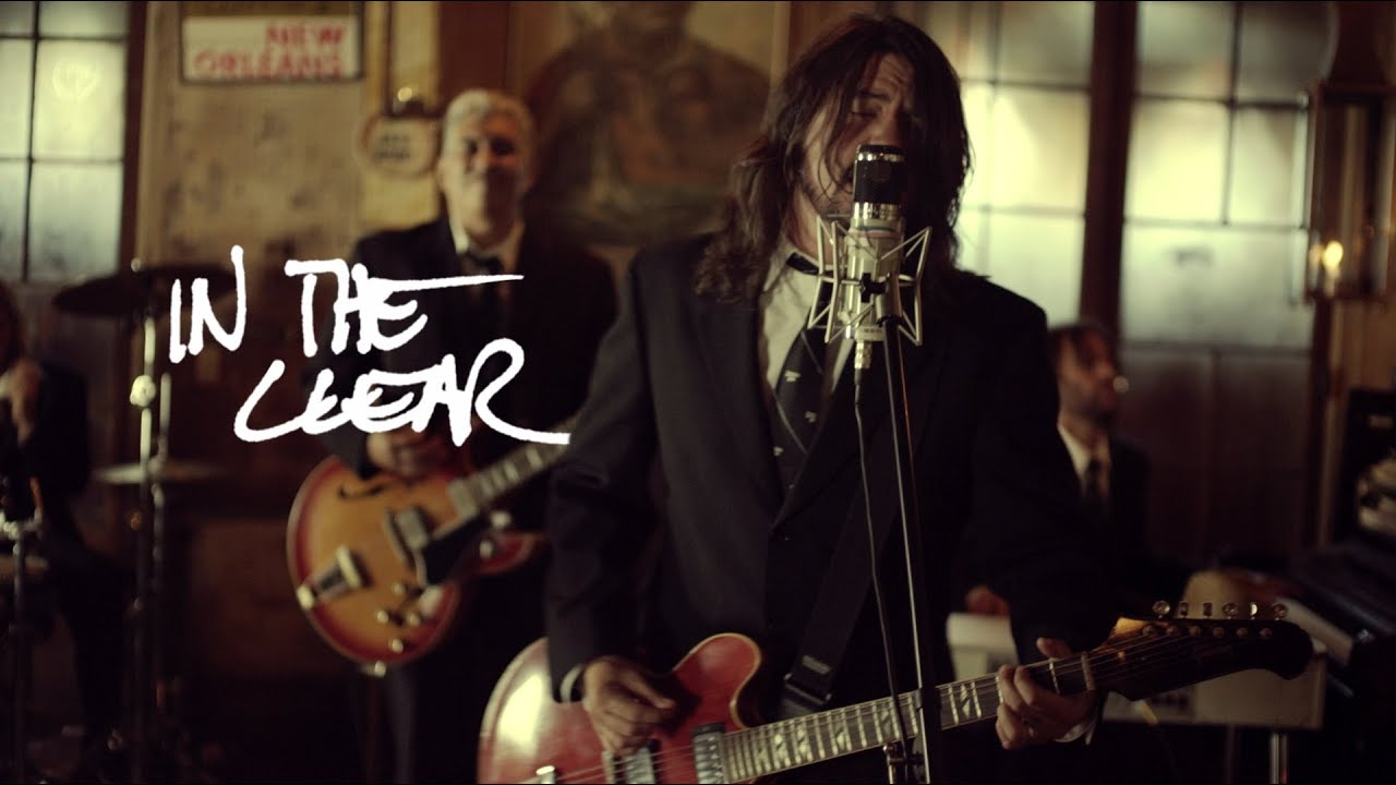 Foo Fighters - In The Clear #1