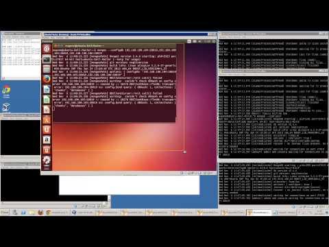MongoDB Sharding Tutorial 01 (Setup and Configuration)