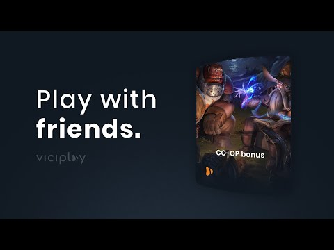 How To Get CO-OP Cards With Viciplay