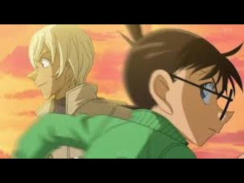 Detective Conan Ending Movie 22-Zero The Enforcer