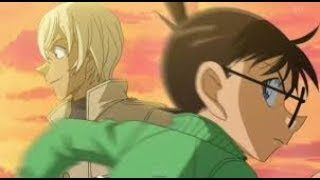 Detective Conan Ending Movie 22-Zero The Enforcer