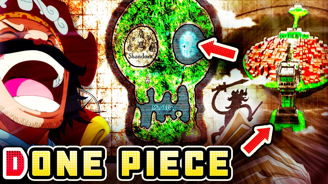 The Best One Piece Theory You'll Ever Watch, I Guess