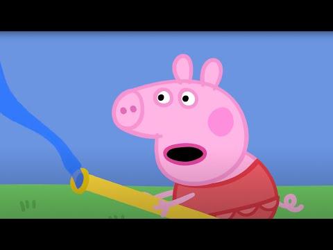 Свинка Пеппа - Cборник 18 (60 минут) - Мультики - Как поздравить с Днем Рождения