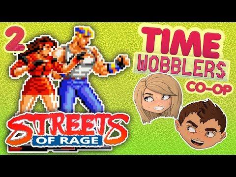 Streets Of Rage - ЧАСТЬ #2: Игровой Шопоголик   Time Wobblers   SEGA Mega Drive and Genesis Classics thumbnail